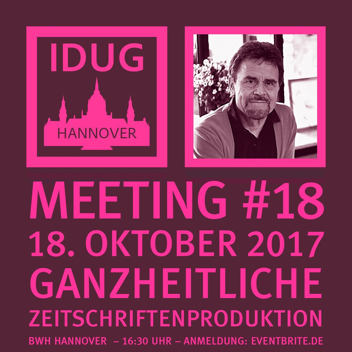 IDUG-Vortrag