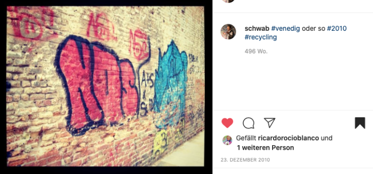 meine 10 Jahre und 2.000 Beiträge auf Instagram